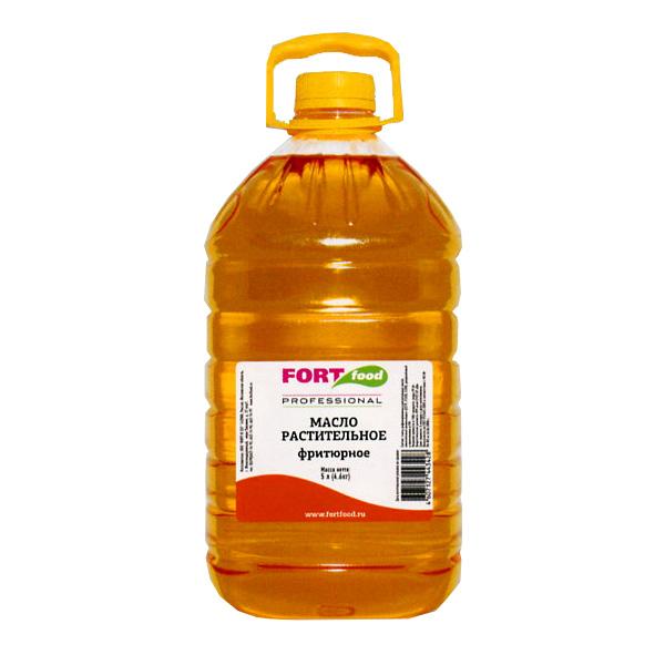 Фритюрное масло 5л