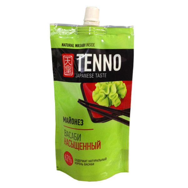 Майонез TENNO Васаби насыщенный вкус
