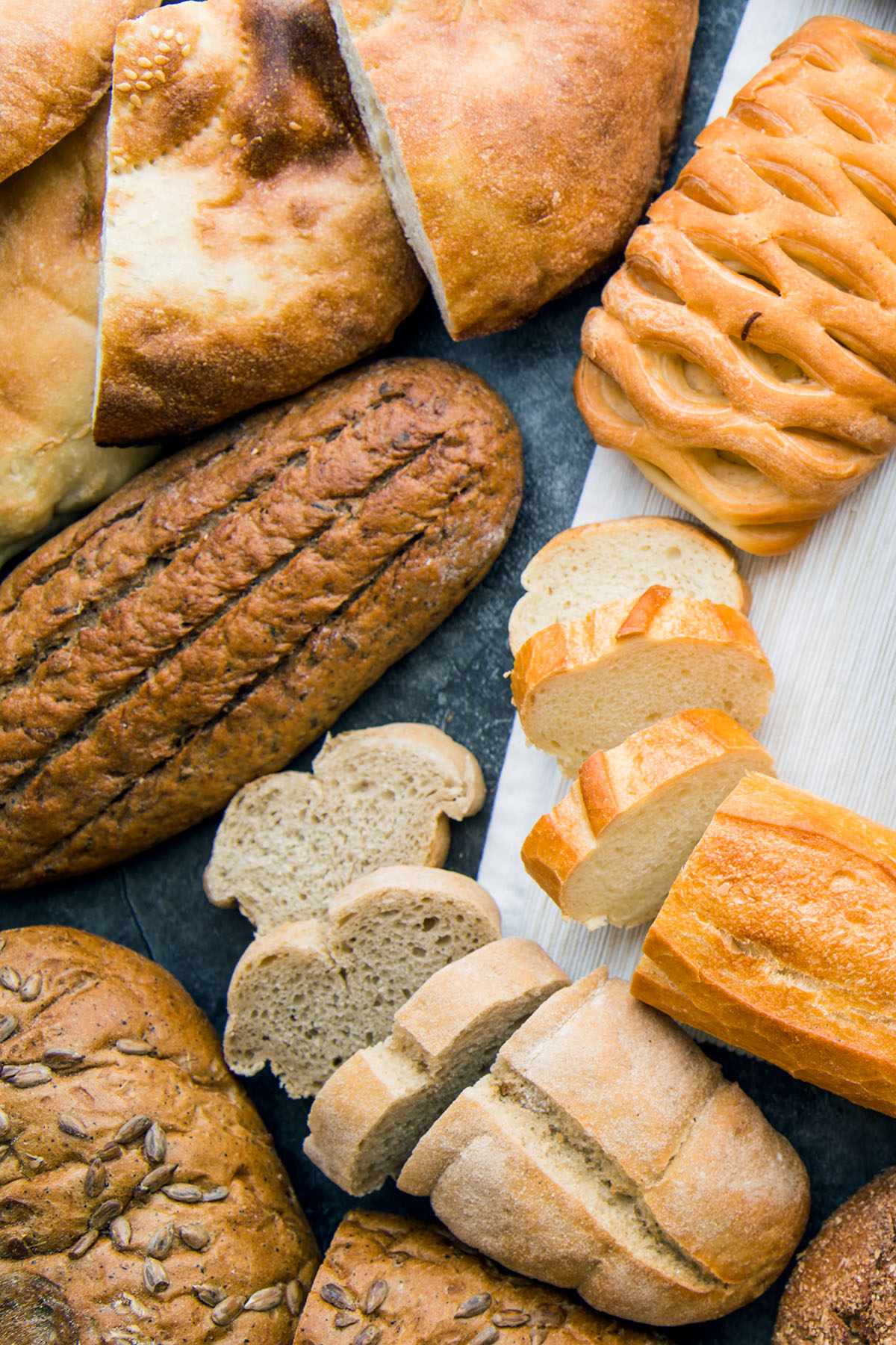 Замороженные хлеба